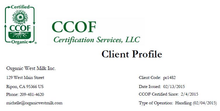 ccof-certification